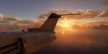 Microsoft Flight Simulator's Update 4 improves France & more