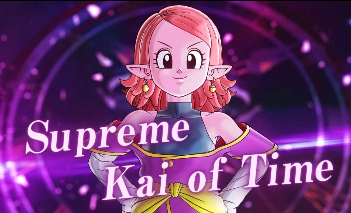 How to unlock the Supreme Kai of Time in Dragon Ball Xenoverse 2