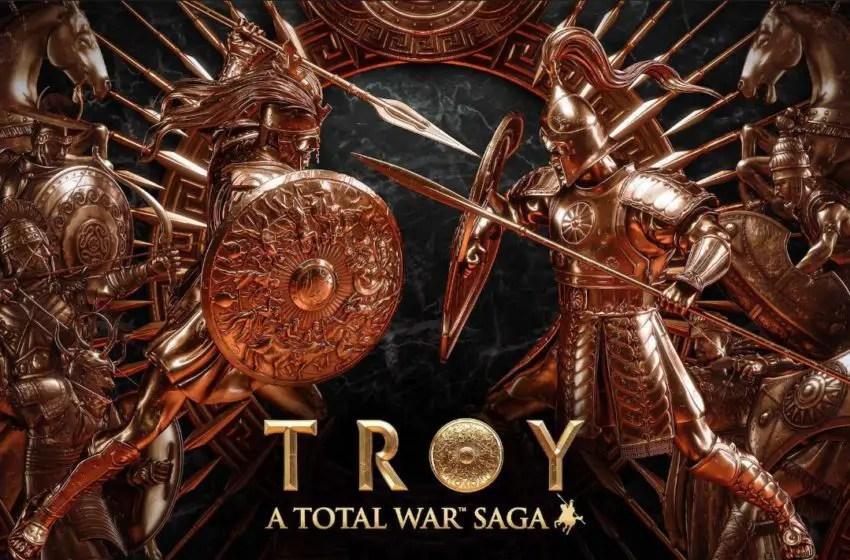 Get Total War Saga: Troy for free