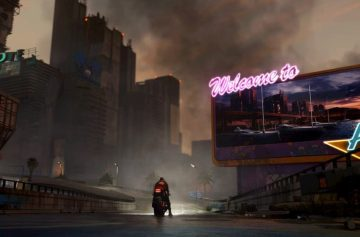 What can you do with food and drink in Cyberpunk 2077?