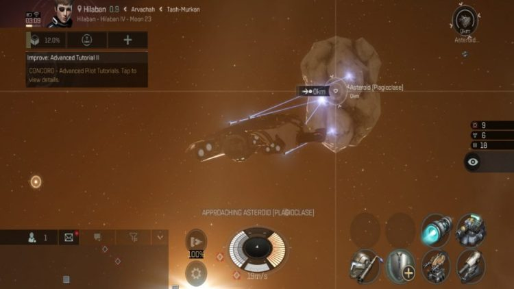 Guide to mining in EVE Echoes