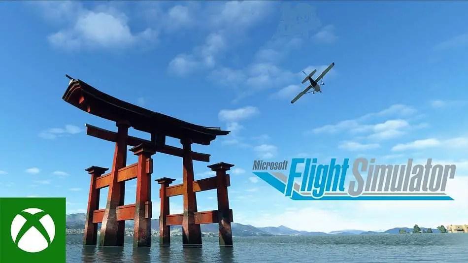 Microsoft Flight Simulator's Japan update is coming soon
