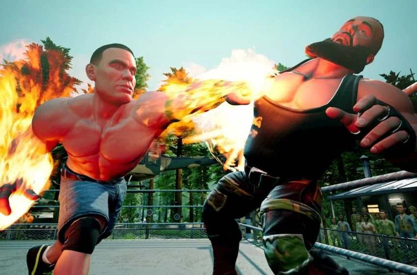 Can you create wrestlers in WWE 2K Battlegrounds?