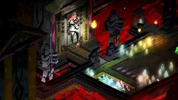 Hades cross-save out now between Switch and PC