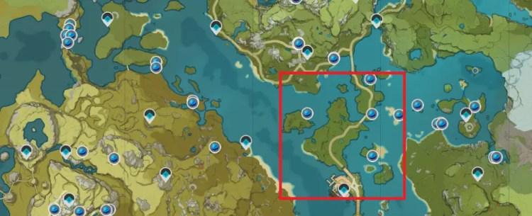 Where to find Mist Flower Corolla in Genshin Impact