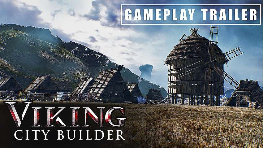 Viking City Builder will support Ray Tracing & DLSS 2.0