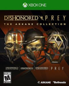 Dishonored & Prey: The Akane Collection