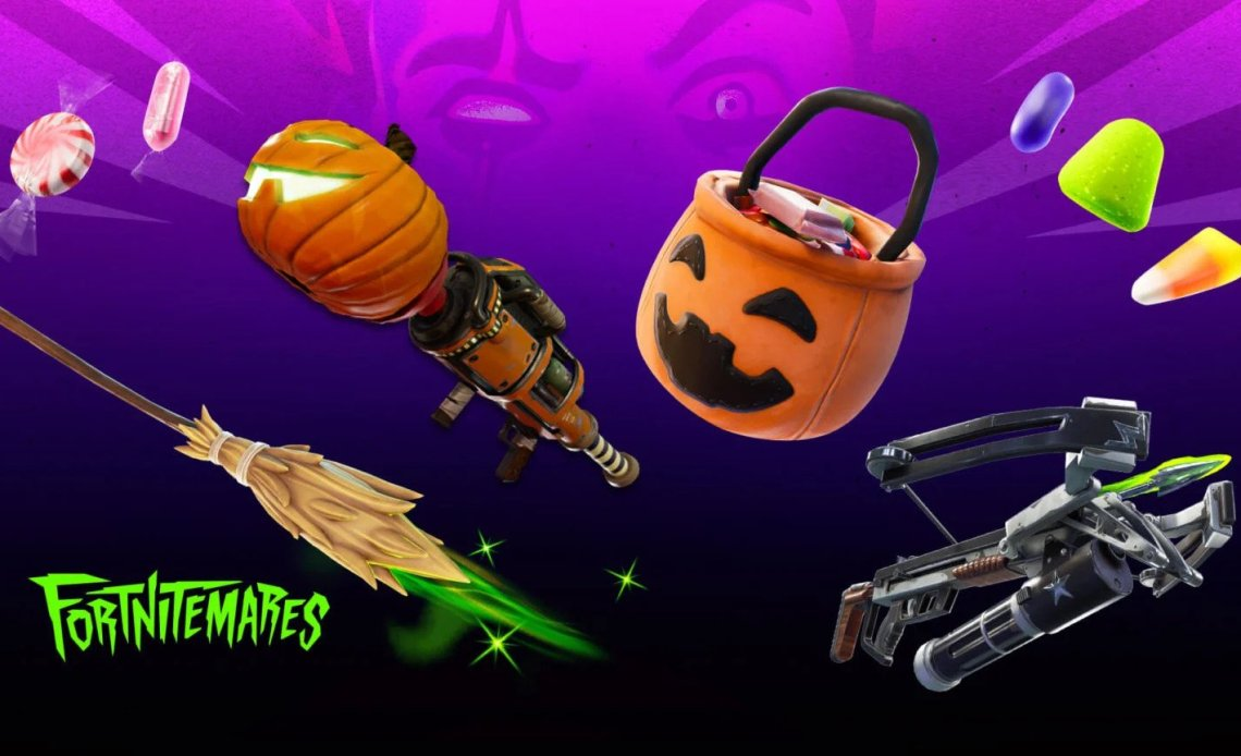 Fortnitemares 2020 Challenges and how to complete them