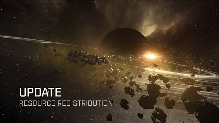 EVE Online version 18.10 nerfs mining like crazy