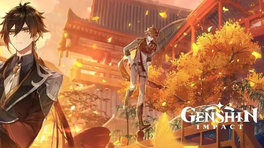 Genshin Impact Update 1.2 Leaked