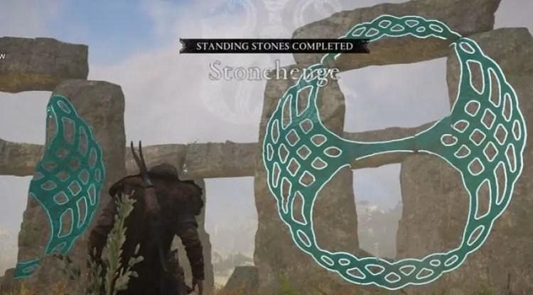 Stonehenge Standing Stones Solution