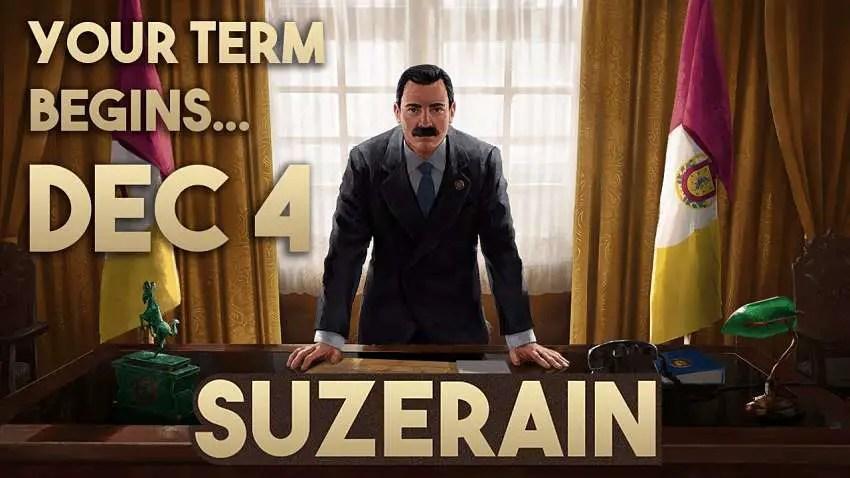 Suzerain PC Release Date