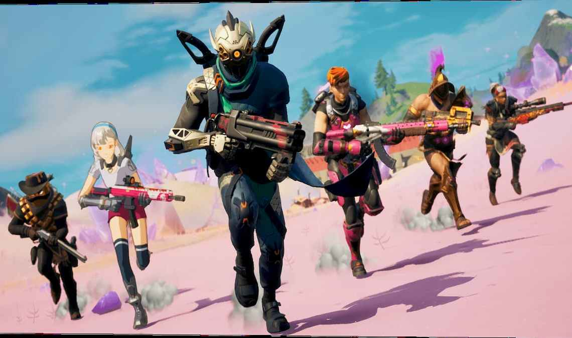 All 40 NPC locations in Fortnite Chapter 2 Season 5