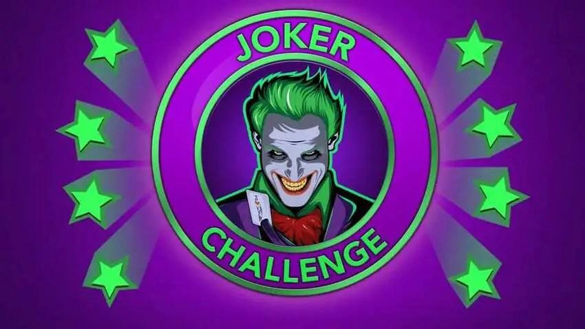 How to Complete the Joker Challenge in BitLife