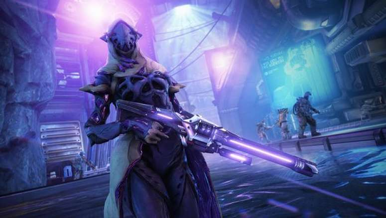 Warframe launches on Epic Games Store, gets Unreal Tournament skins