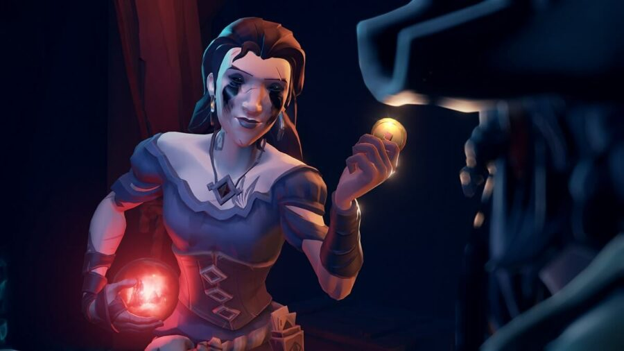 How to Get Curses in Sea of Thieves
