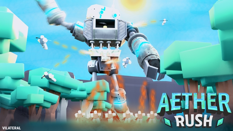 All Roblox Aether Rush Codes