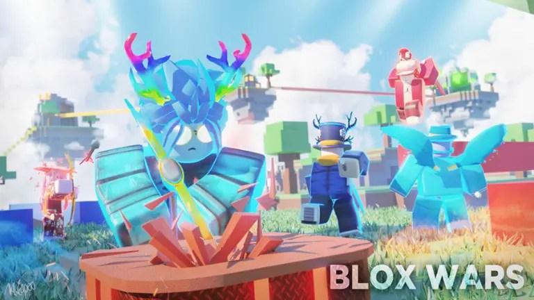 All Roblox Blox Wars Codes