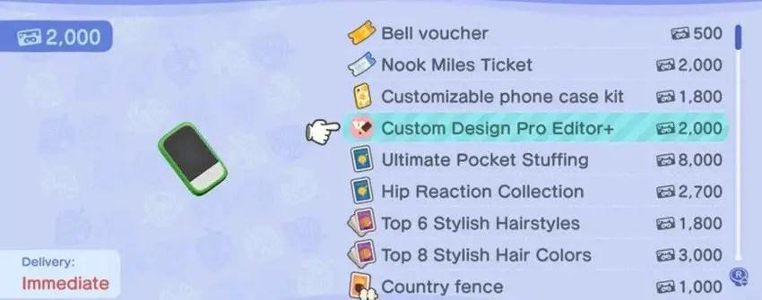 Animal Crossing: New Horizons Adds Custom Design Pro Editor+