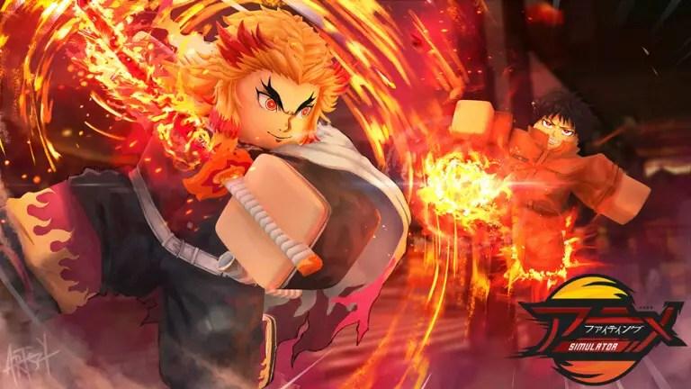 All Roblox Anime Fighting Simulator Codes