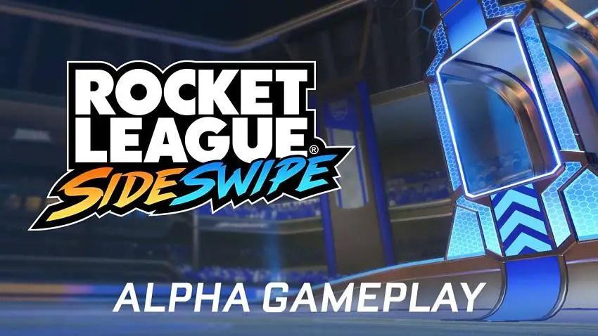Rocket League Sideswipe heading to mobile