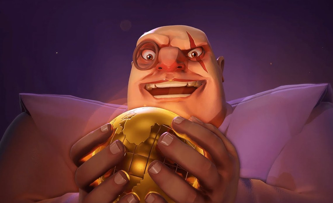 How to farm gold in Evil Genius 2: World Domination