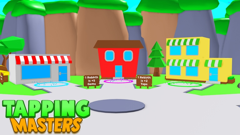 All Roblox Tapping Masters Codes