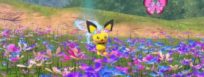 How to Complete Three Friends Among Flowers in New Pokémon Snap