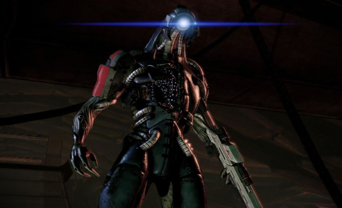 How to add Legion in Mass Effect 2 Legendary Edition to your crew