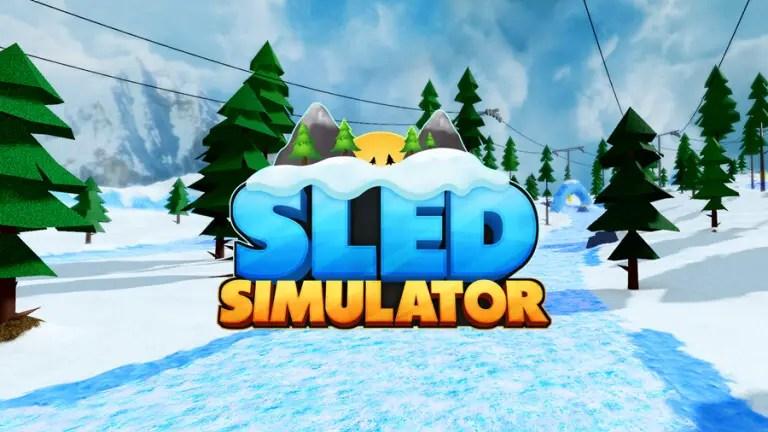 All Roblox Sled Simulator Codes