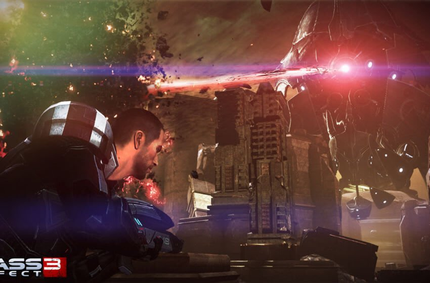 Mass Effect 1 romance options for Male and Female Shepard