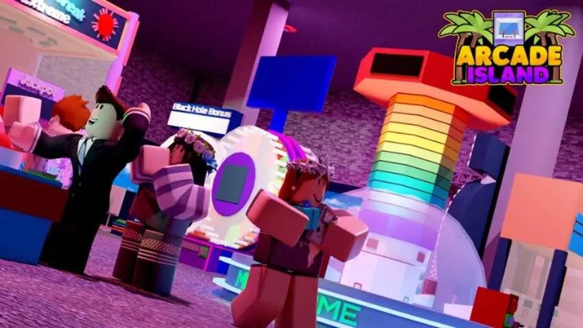 All New Roblox Arcade Island: Roblox Arcade Codes