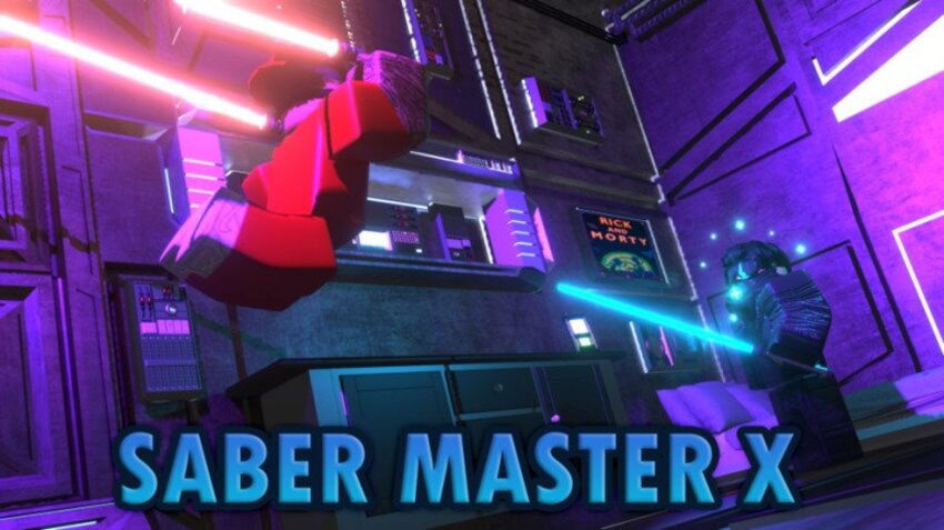 All New Roblox Saber Master X Codes