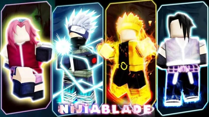 All New Roblox Ninja Blade Codes