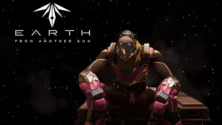 Earth From Another Sun