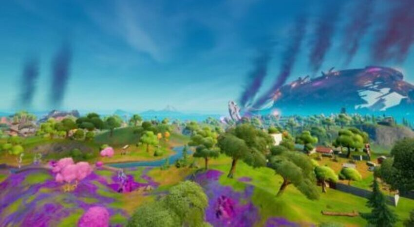 How to get a Storm Forecast from a character in Fortnite Chapter 2 Season 8