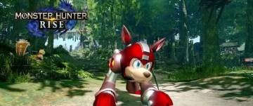 Monster Hunter Rise gets Mega Man 11 crossover