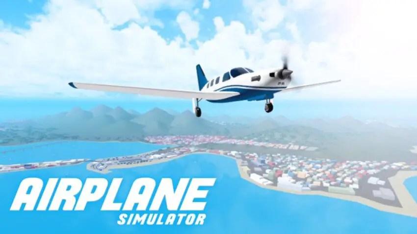 All New Roblox Airplane Simulator Codes