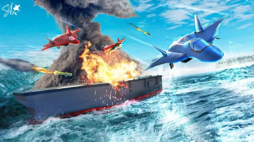 All New Roblox Jet Wars 2 Codes
