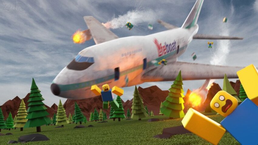 All New Roblox Survive a Plane Crash Codes