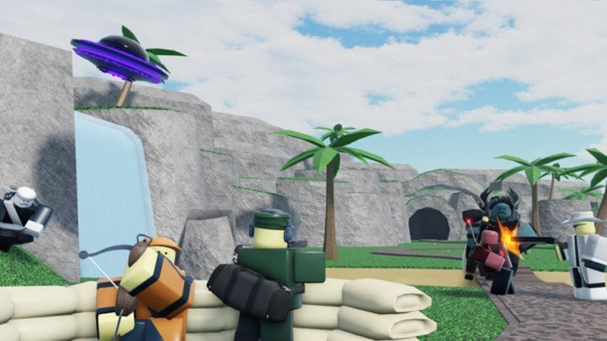 All New Roblox Tower Blitz Codes