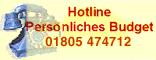 Telefonnummer der Hotline 01805-474712