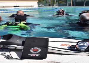 Professional Dive Training