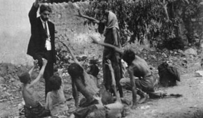 Du génocide des Arméniens, toujours nié par la Turquie…