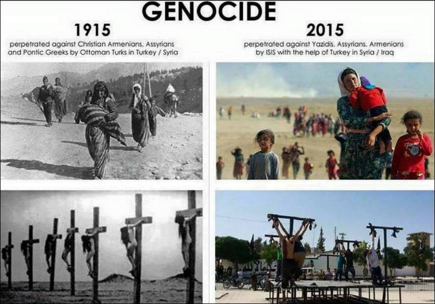 Génocide 1915-2015
