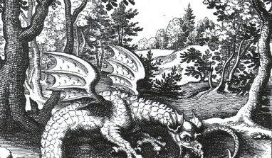 Mahomet, le serpent et Jésus