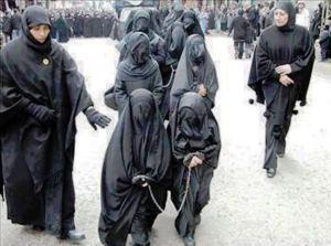 Reportage sur les bienfaits du Califat à l'égard des femmes