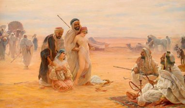 Le comportement de Mahomet vis à vis de Safiya…