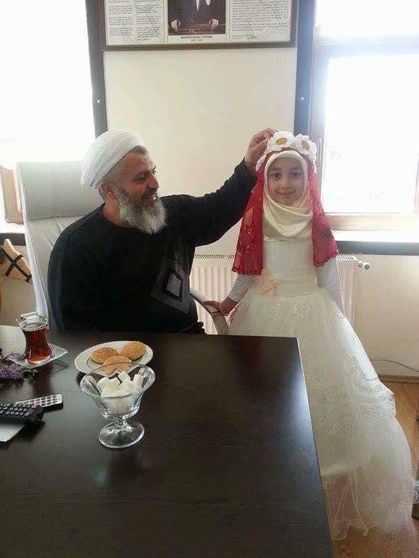 mariage à 12 ans