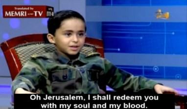 Envoyer les enfants au paradis d'Allah…
